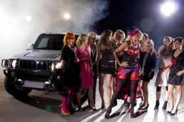 hen night hummer limo hire